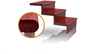 Изготовление гранитных лестниц пример 5