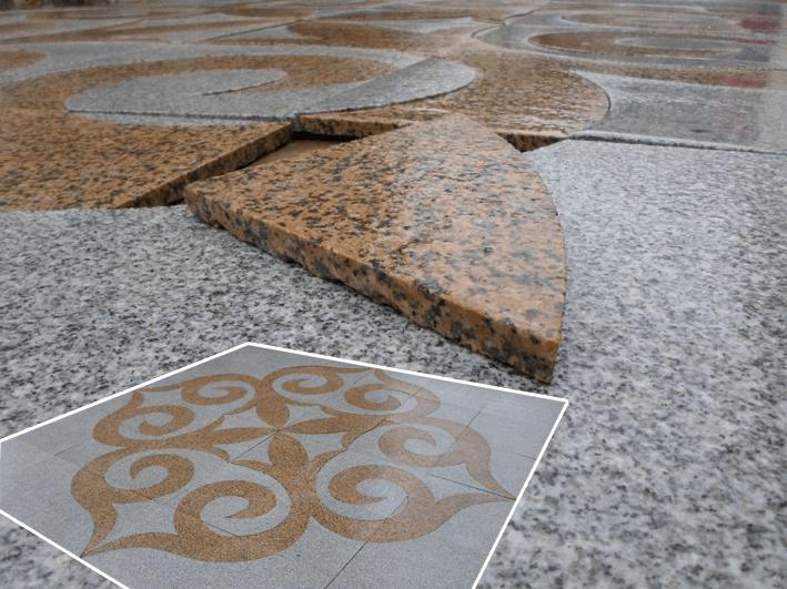 гранитная мозайка