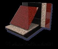 Облицовочная гранитная плитка стандартных размеров